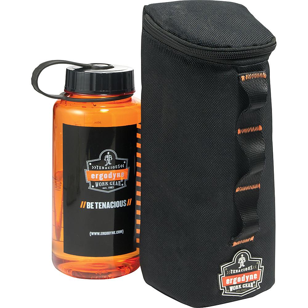 Ergodyne 5580 PALS Water Bottle Pouch Black Ergodyne Hydration Packs and Bottles