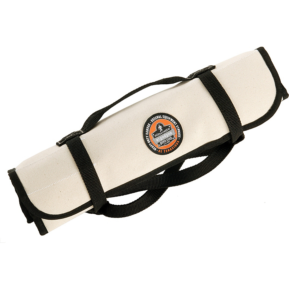 Ergodyne 5780 Canvas Tool Roll Up White Ergodyne Other Sports Bags