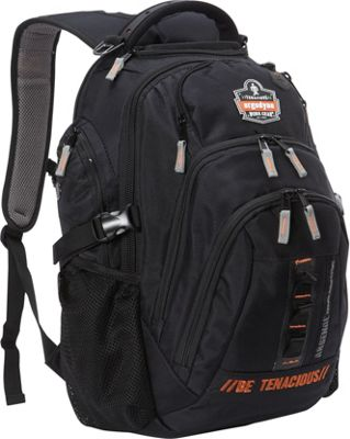 Ergodyne GB5144 Mobile Office Backpack Black - Ergodyne Business & Laptop Backpacks