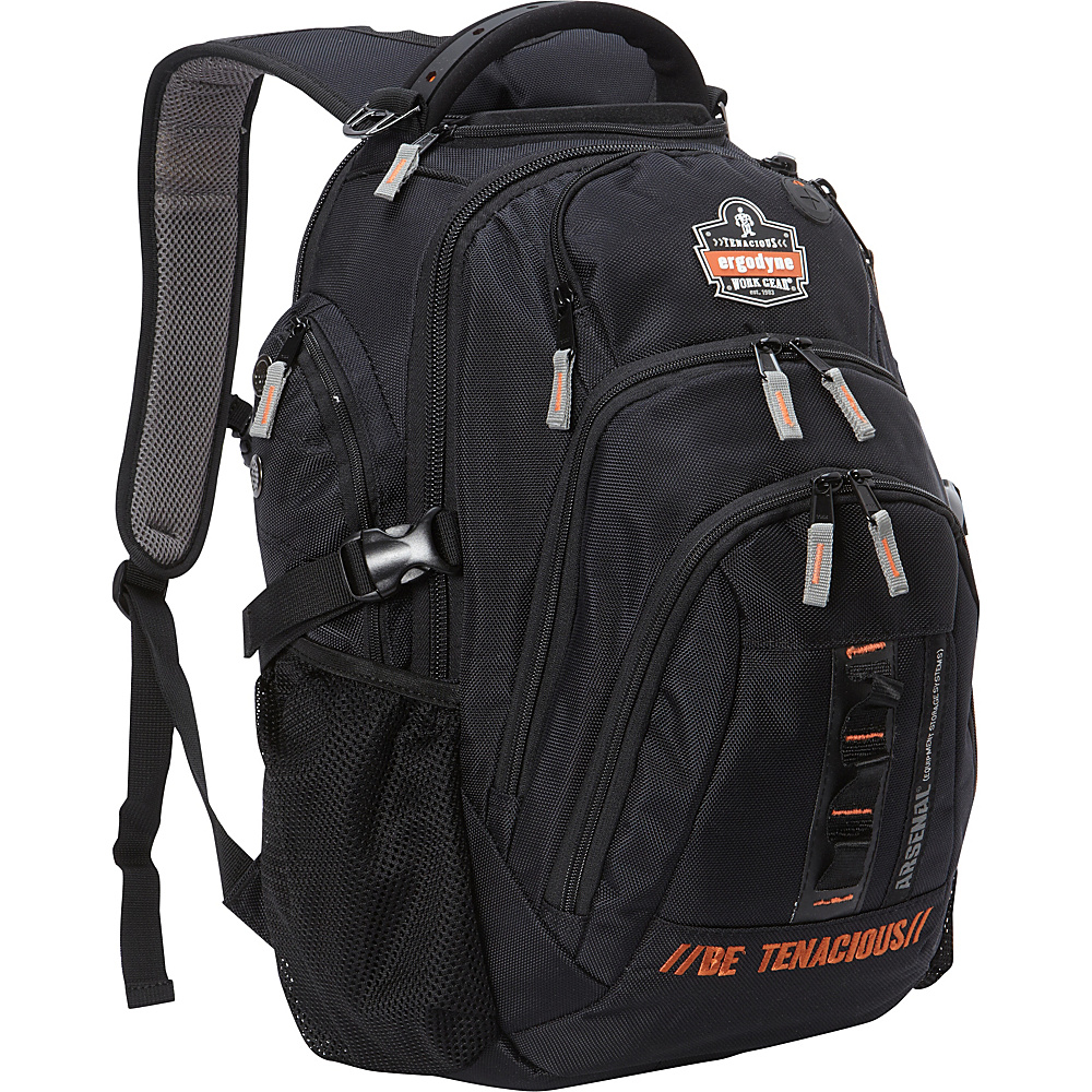 Ergodyne GB5144 Mobile Office Backpack Black Ergodyne Business Laptop Backpacks