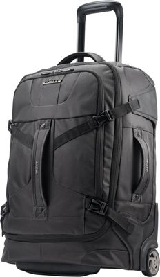 Boyt Boyt Edge Softside Upright Duffel 21 Steel Grey - Boyt Travel Duffels