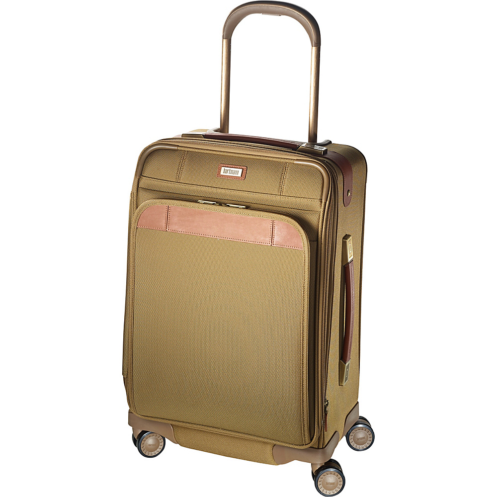 Hartmann Luggage Ratio Classic Deluxe Domestic Expandable Glider Safari Hartmann Luggage Softside Carry On