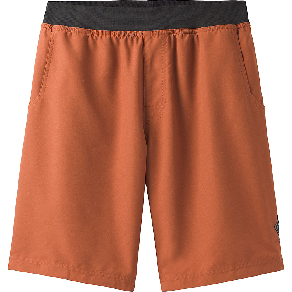 PrAna Mojo Shorts XL - Leather - PrAna Mens Apparel - Apparel & Footwear, Men's Apparel