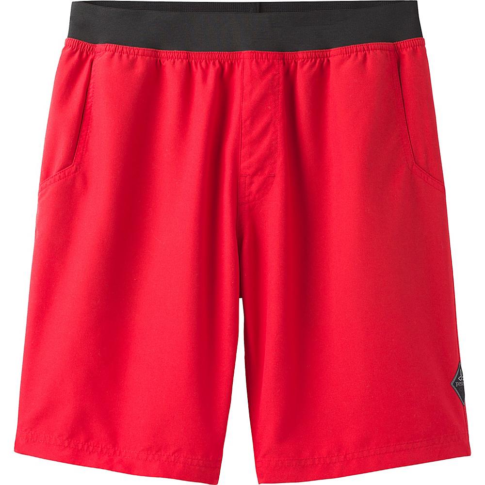 PrAna Mojo Shorts S - Red Ribbon - PrAna Mens Apparel - Apparel & Footwear, Men's Apparel