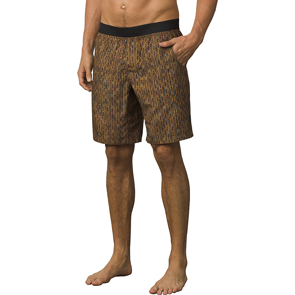 PrAna Mojo Shorts XL - Bronze Arrowhead - PrAna Mens Apparel - Apparel & Footwear, Men's Apparel