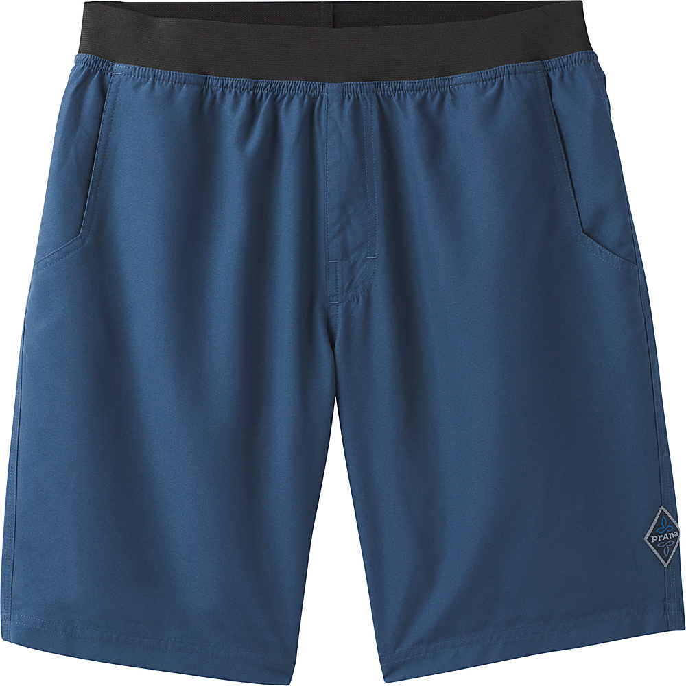 PrAna Mojo Shorts XXL - Dusk Blue - PrAna Mens Apparel - Apparel & Footwear, Men's Apparel
