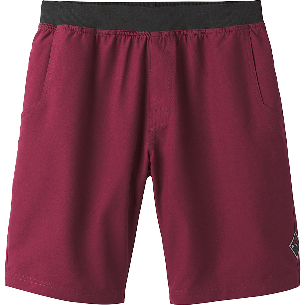 PrAna Mojo Shorts XL - Nocturnal Red - PrAna Mens Apparel - Apparel & Footwear, Men's Apparel