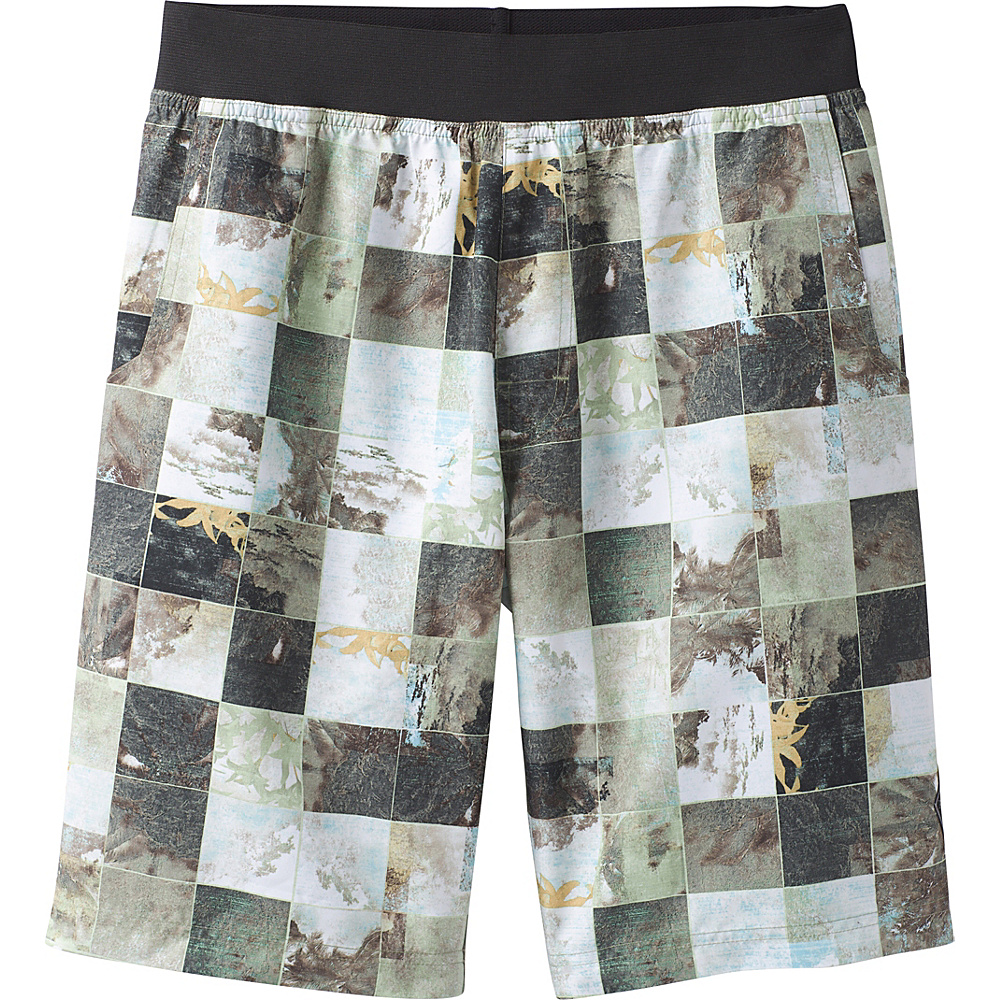PrAna Mojo Shorts XS - Dark Khaki Bungalow - PrAna Mens Apparel - Apparel & Footwear, Men's Apparel