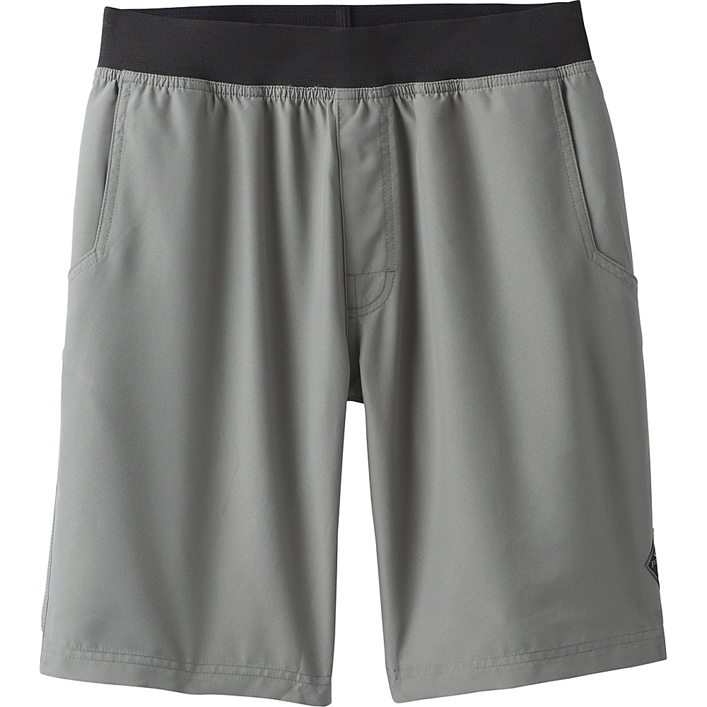 PrAna Mojo Shorts XS - Mixology Gravel - PrAna Mens Apparel - Apparel & Footwear, Men's Apparel