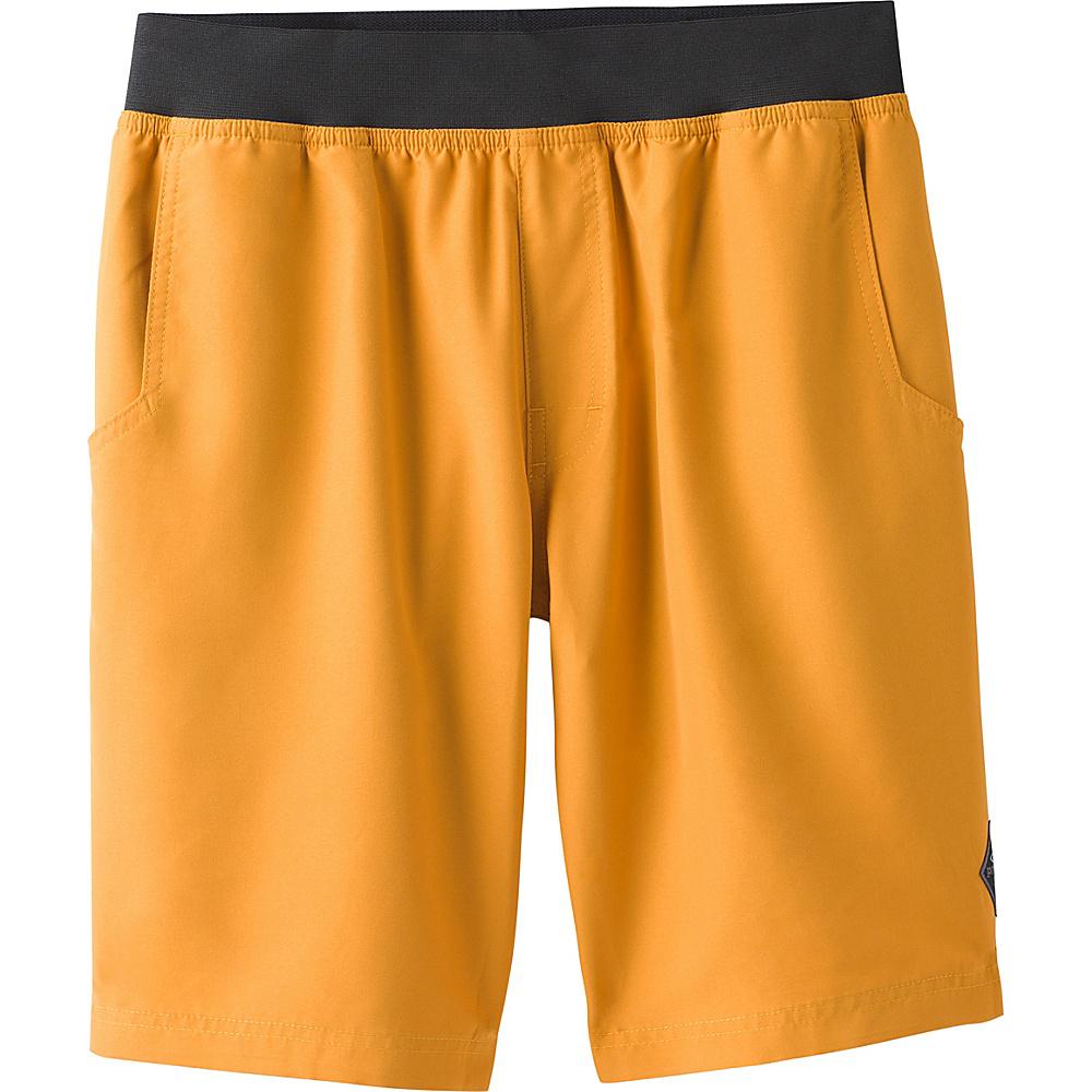 PrAna Mojo Shorts L - Mixology Gravel - PrAna Mens Apparel - Apparel & Footwear, Men's Apparel