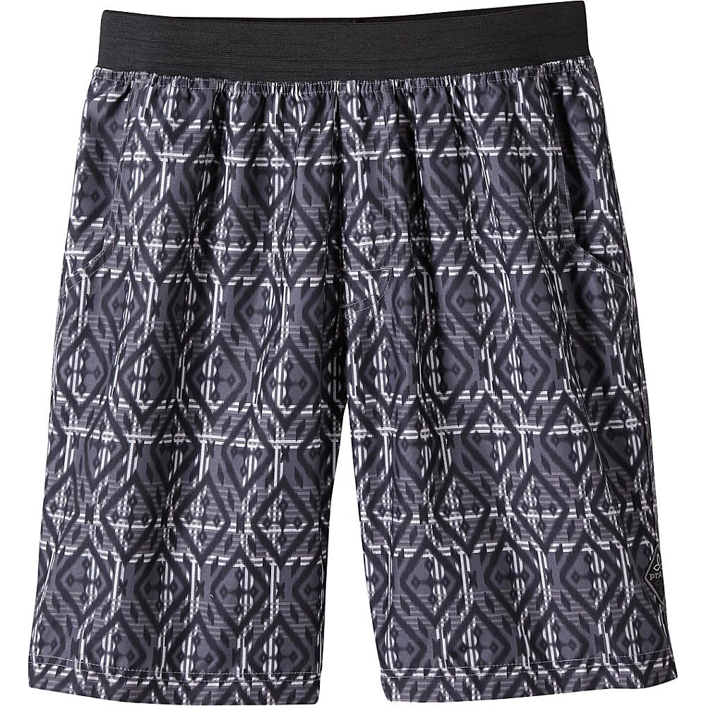 PrAna Mojo Shorts 2XL - Mixology Gravel - PrAna Mens Apparel - Apparel & Footwear, Men's Apparel