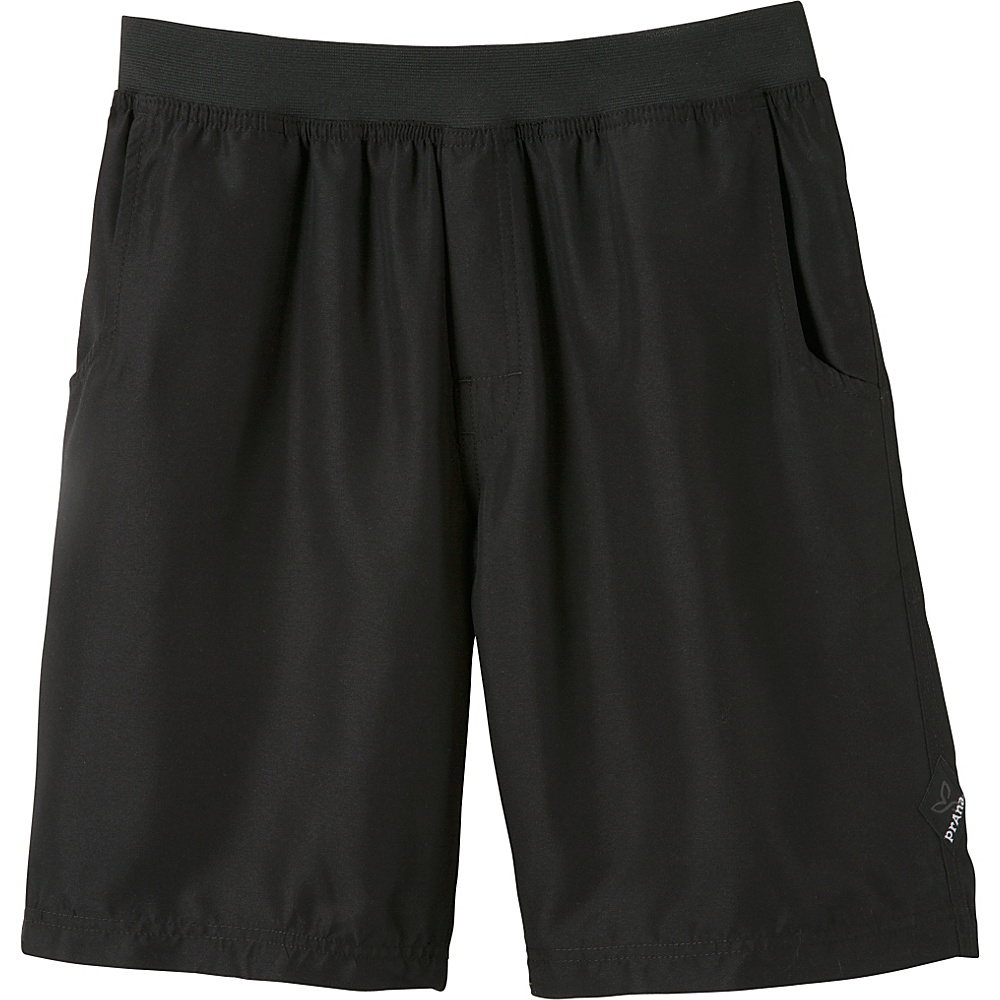 PrAna Mojo Shorts L - Black - PrAna Mens Apparel - Apparel & Footwear, Men's Apparel