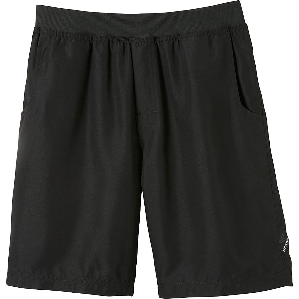 PrAna Mojo Shorts 2XL - Black - PrAna Mens Apparel - Apparel & Footwear, Men's Apparel