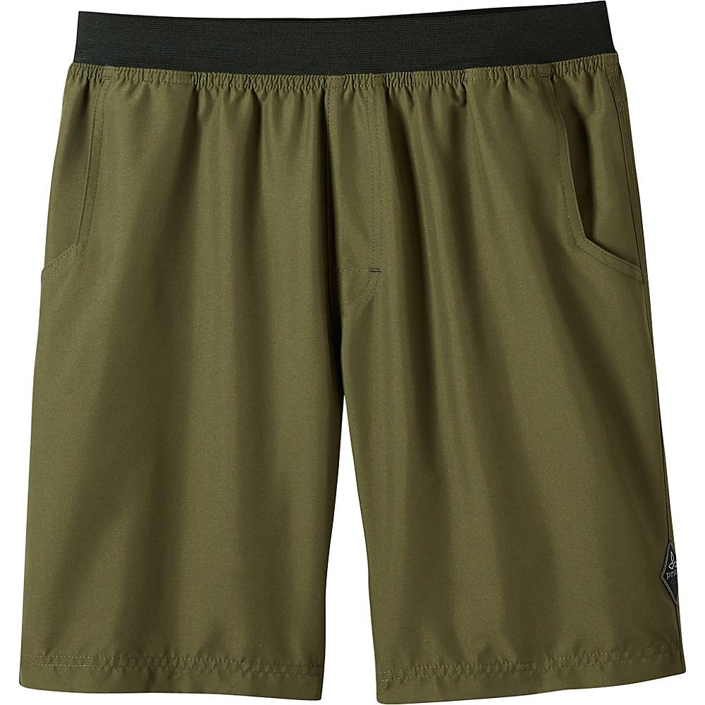 PrAna Mojo Shorts M - Cargo Green - PrAna Mens Apparel - Apparel & Footwear, Men's Apparel