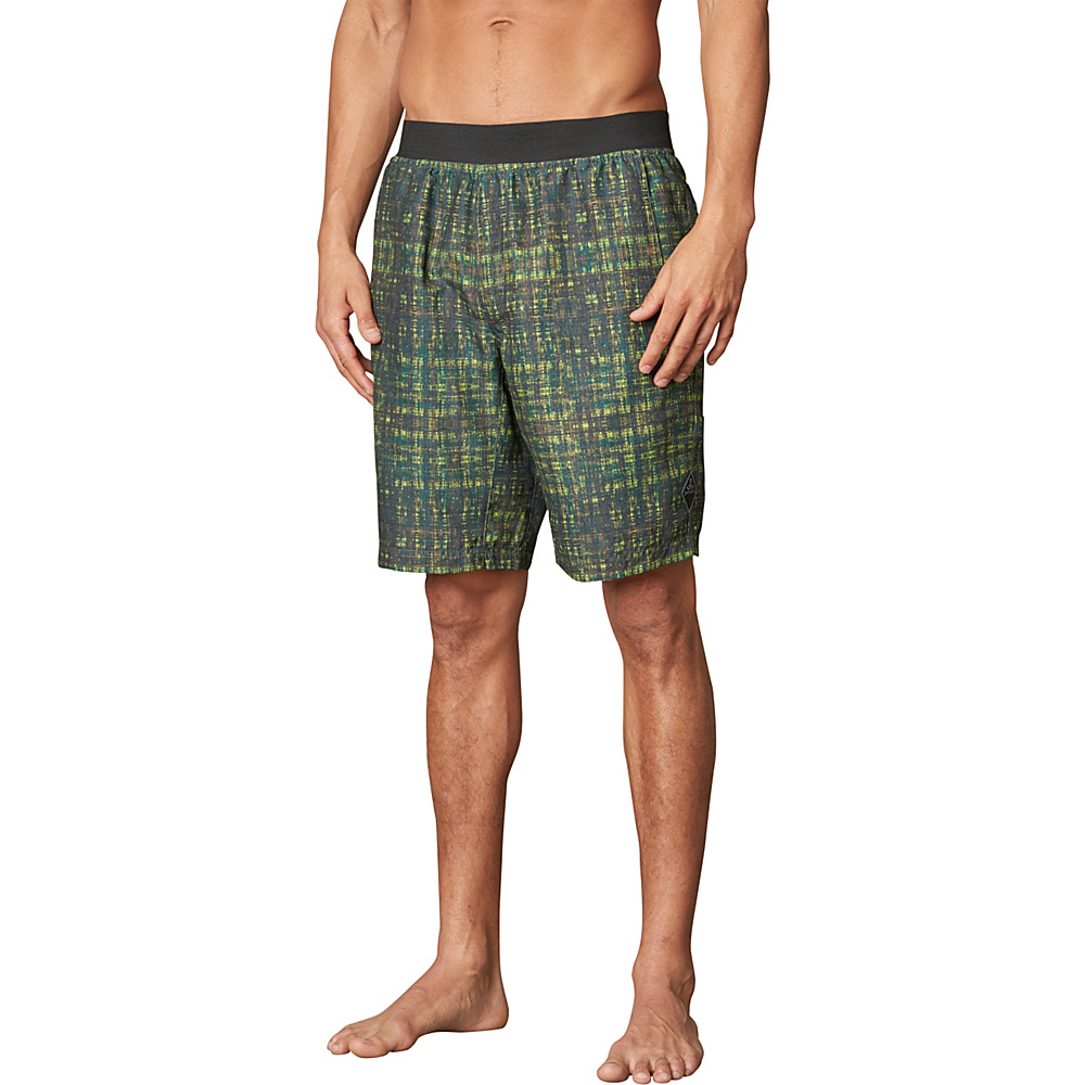 PrAna Mojo Shorts L - Cargo Green - PrAna Mens Apparel - Apparel & Footwear, Men's Apparel