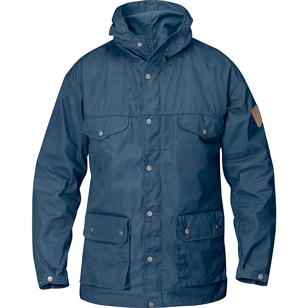 Fjallraven Greenland Jacket XS - Uncle Blue - Fjallraven Womens Apparel - Apparel & Footwear, Women's Apparel