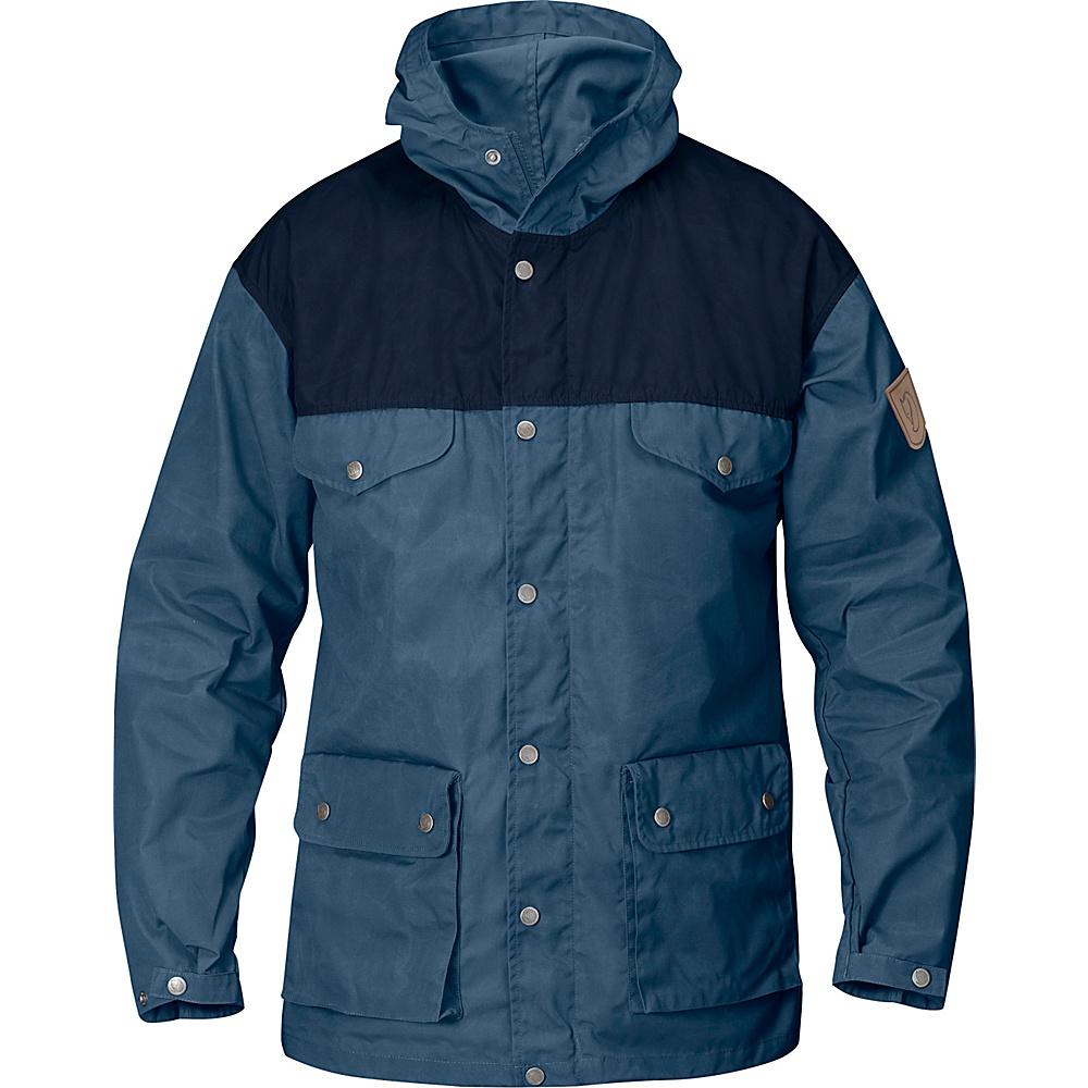 Fjallraven Greenland Jacket S - Uncle Blue/Dark Navy - Fjallraven Womens Apparel - Apparel & Footwear, Women's Apparel