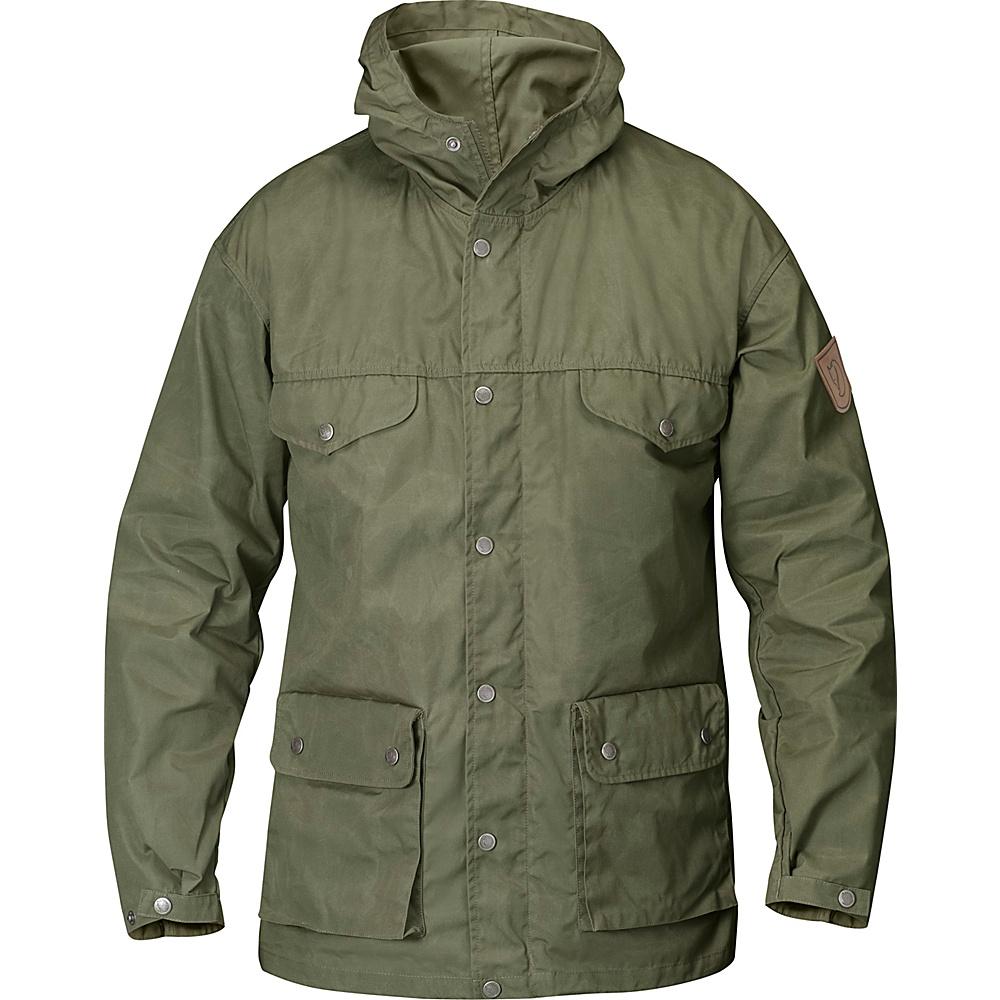 Fjallraven Greenland Jacket S - Green - Fjallraven Womens Apparel - Apparel & Footwear, Women's Apparel