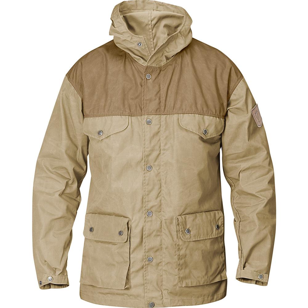 Fjallraven Greenland Jacket S - Cork/Sand - Fjallraven Mens Apparel - Apparel & Footwear, Men's Apparel
