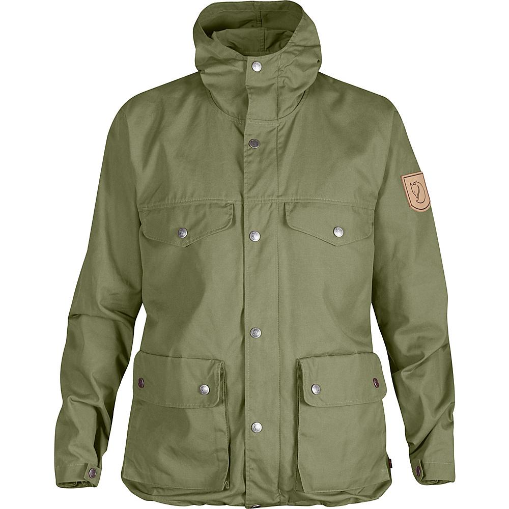 Fjallraven Womens Greenland Jacket L - Green - Fjallraven Womens Apparel - Apparel & Footwear, Women's Apparel