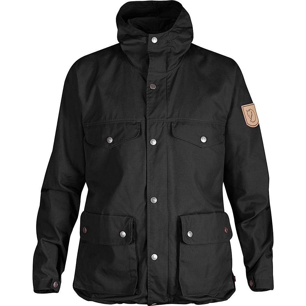 Fjallraven Womens Greenland Jacket S - Black - 34 - Fjallraven Womens Apparel - Apparel & Footwear, Women's Apparel