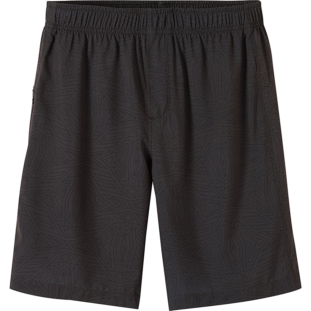 PrAna Vargas Shorts S - Charcoal Jupiter - PrAna Mens Apparel - Apparel & Footwear, Men's Apparel