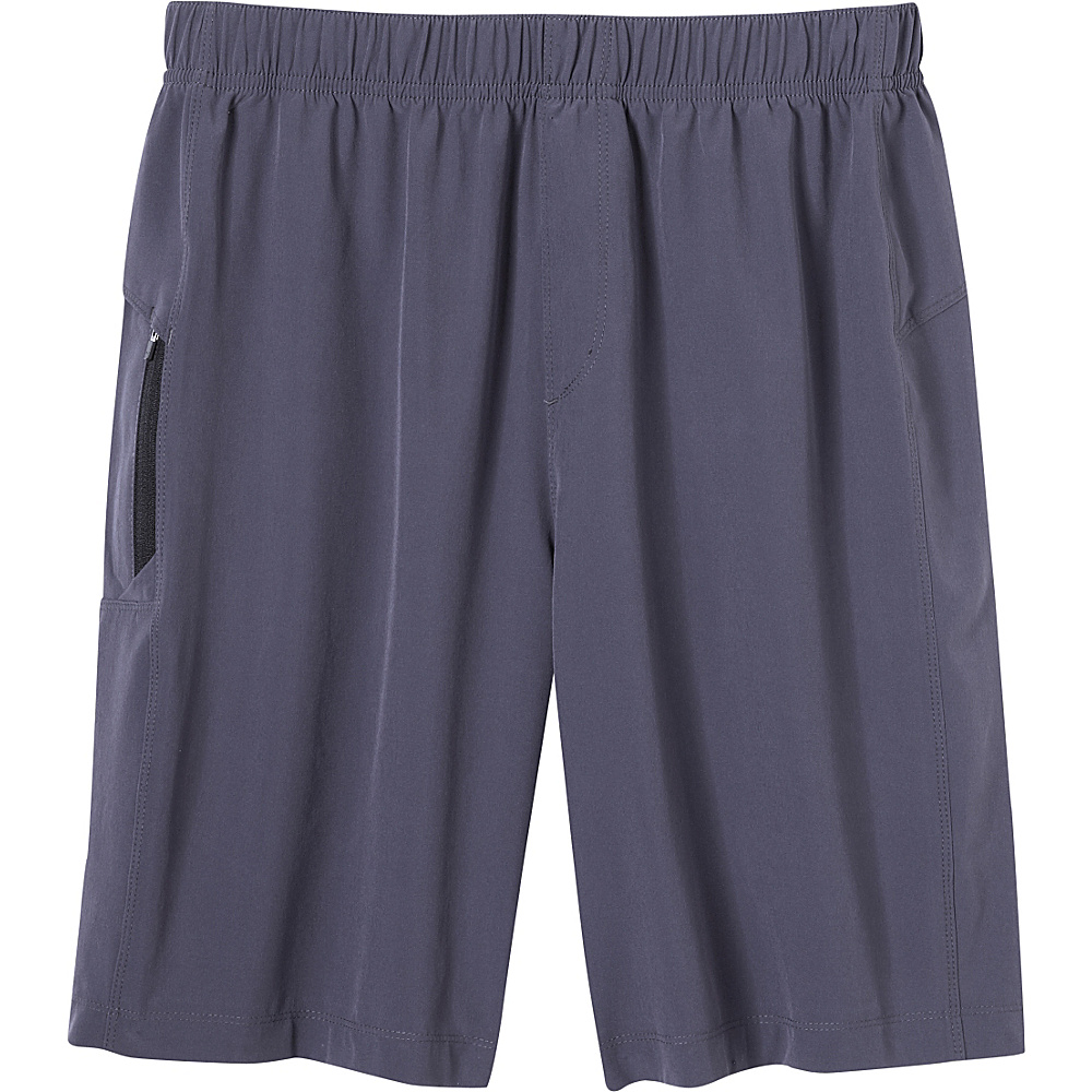 PrAna Vargas Shorts S - Coal - PrAna Mens Apparel - Apparel & Footwear, Men's Apparel