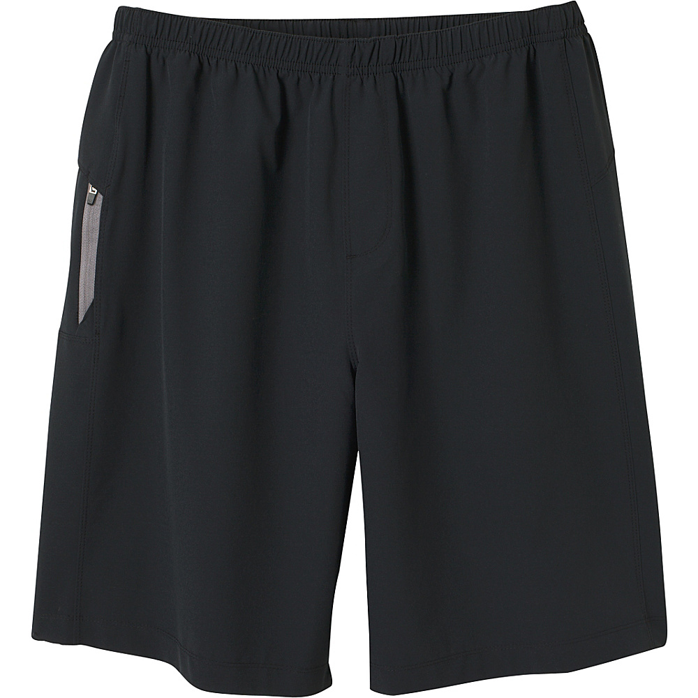 PrAna Vargas Shorts S - Black - PrAna Mens Apparel - Apparel & Footwear, Men's Apparel