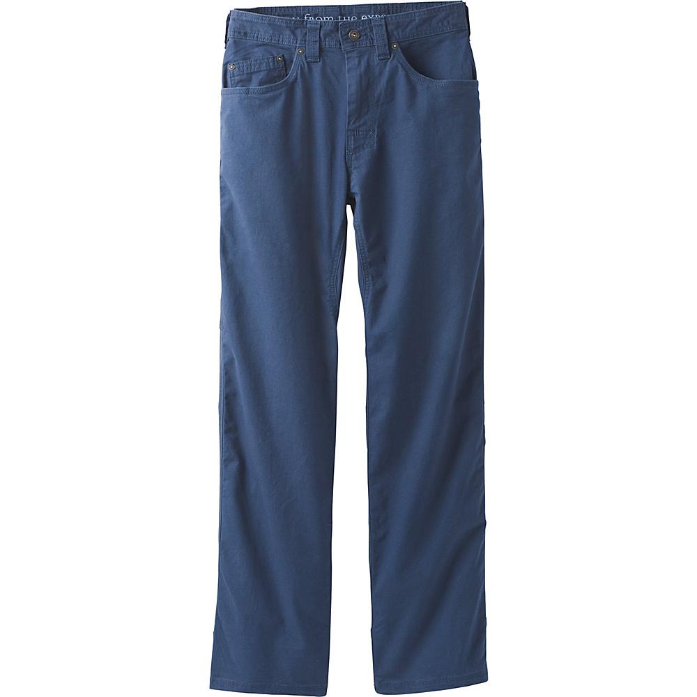 PrAna Bronson Pants - 30 Inseam 32 - Equinox Blue - PrAna Mens Apparel - Apparel & Footwear, Men's Apparel