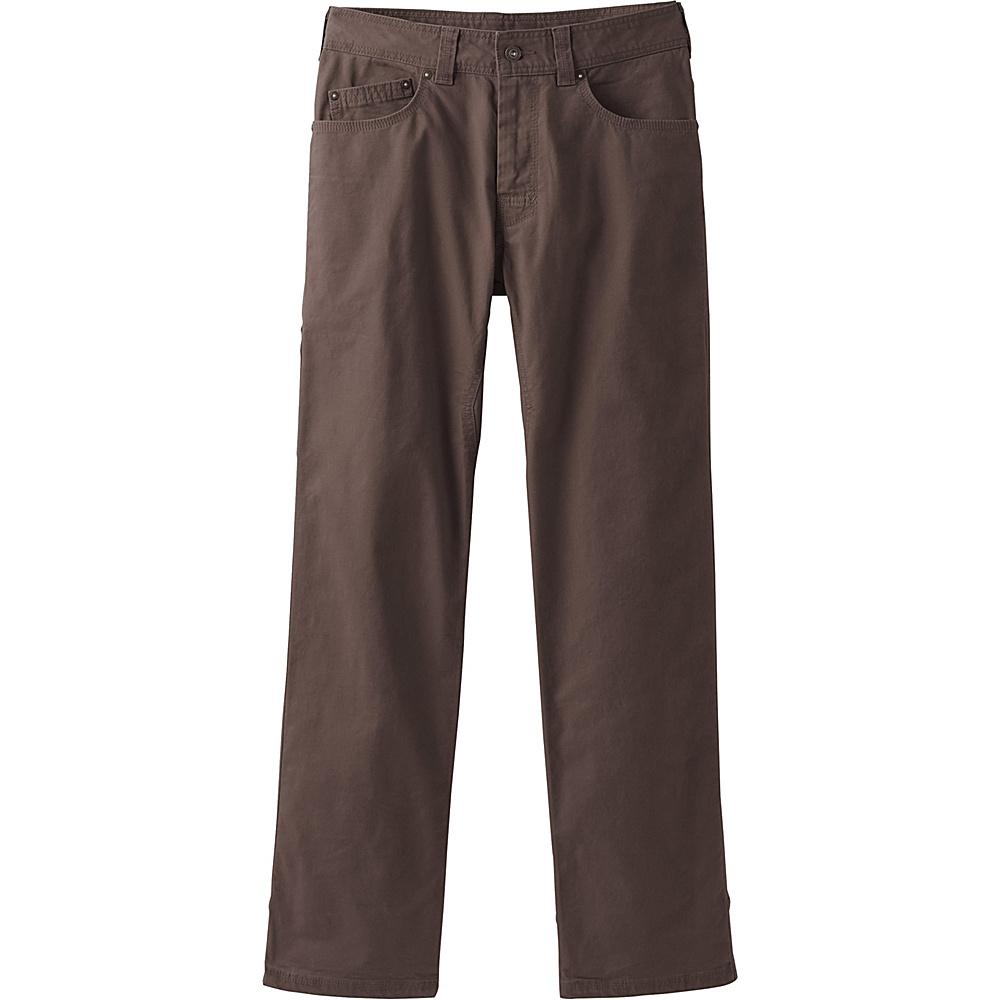 PrAna Bronson Pants - 30 Inseam 32 - Charcoal - PrAna Mens Apparel - Apparel & Footwear, Men's Apparel