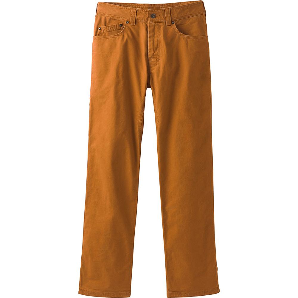 PrAna Bronson Pants - 30 Inseam 34 - Charcoal - PrAna Mens Apparel - Apparel & Footwear, Men's Apparel