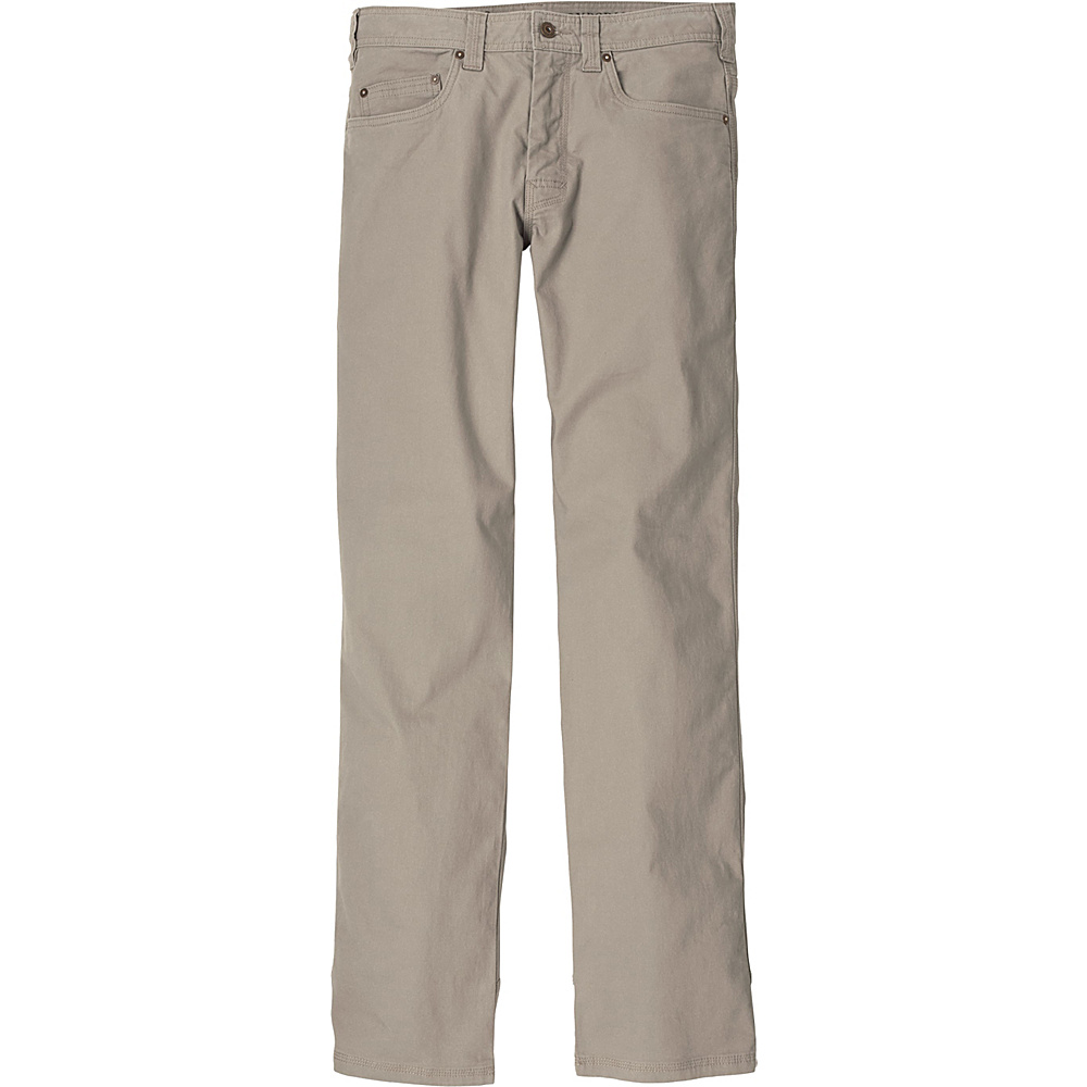 PrAna Bronson Pants - 30 Inseam 36 - Charcoal - PrAna Mens Apparel - Apparel & Footwear, Men's Apparel
