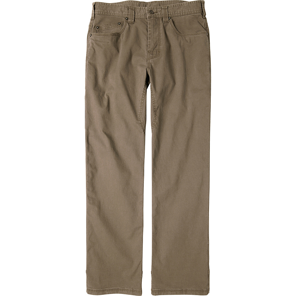 PrAna Bronson Pants - 30 Inseam 38 - Charcoal - PrAna Mens Apparel - Apparel & Footwear, Men's Apparel
