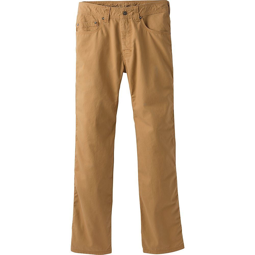 PrAna Bronson Pants - 30 Inseam 28 - Cumin - PrAna Mens Apparel - Apparel & Footwear, Men's Apparel