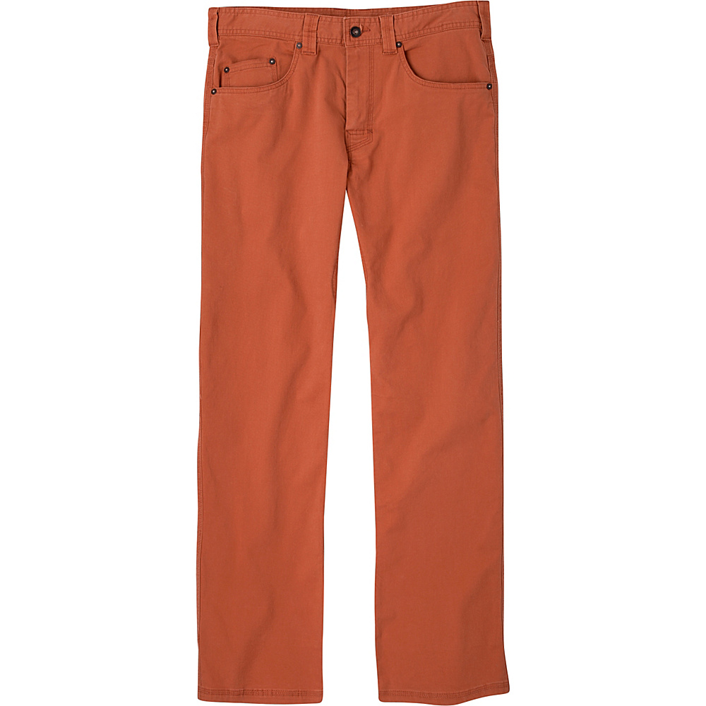 PrAna Bronson Pants - 30 Inseam 33 - Henna - PrAna Mens Apparel - Apparel & Footwear, Men's Apparel