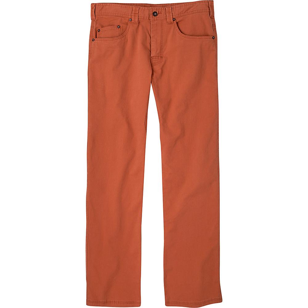 PrAna Bronson Pants - 30 Inseam 35 - Henna - PrAna Mens Apparel - Apparel & Footwear, Men's Apparel