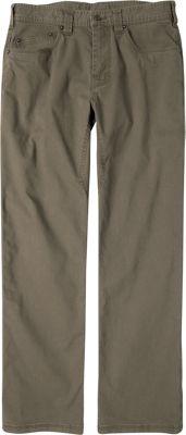 PrAna Bronson Pants - 30 inch Inseam 38 - Mud - PrAna Men's Apparel