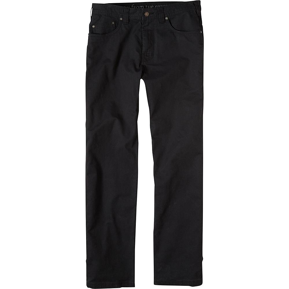 PrAna Bronson Pants - 30 Inseam 34 - Black - PrAna Mens Apparel - Apparel & Footwear, Men's Apparel