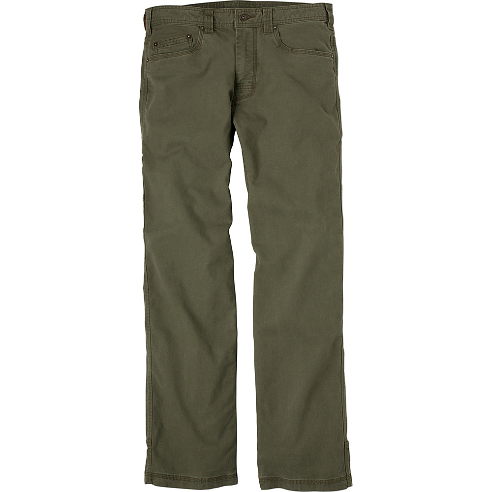 PrAna Bronson Pants - 30 Inseam 30 - Cargo Green - PrAna Mens Apparel - Apparel & Footwear, Men's Apparel