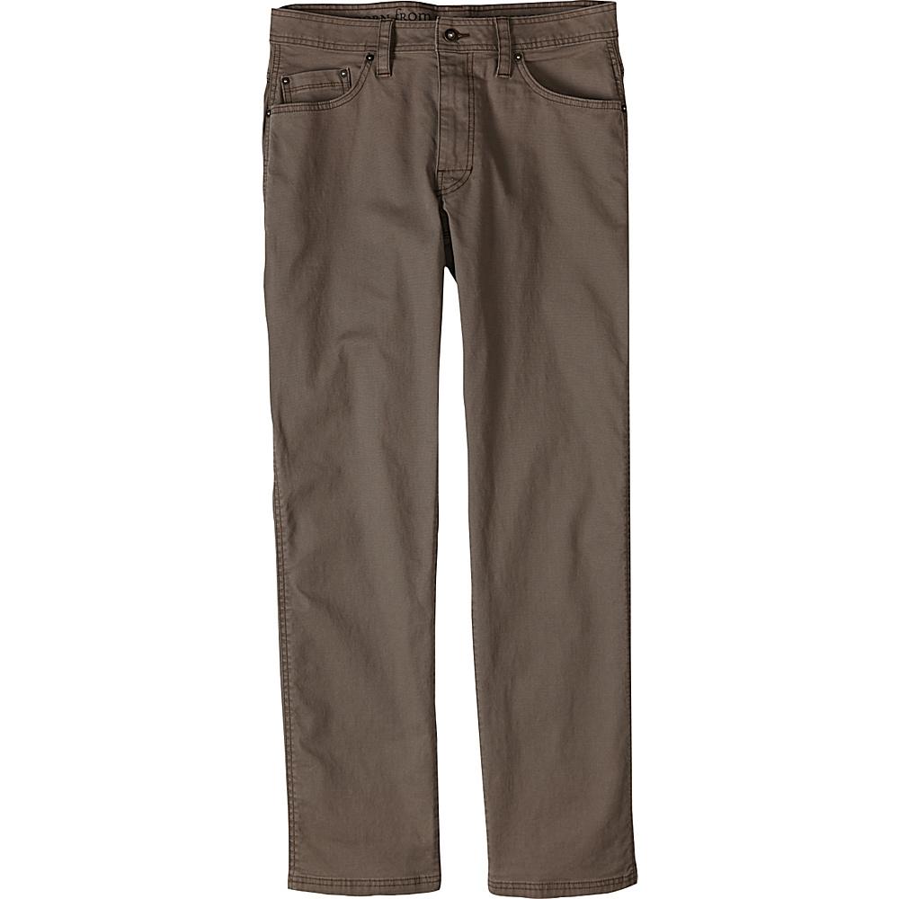 PrAna Tacoda Relaxed Fit Pants 34 - Mud - PrAna Mens Apparel - Apparel & Footwear, Men's Apparel