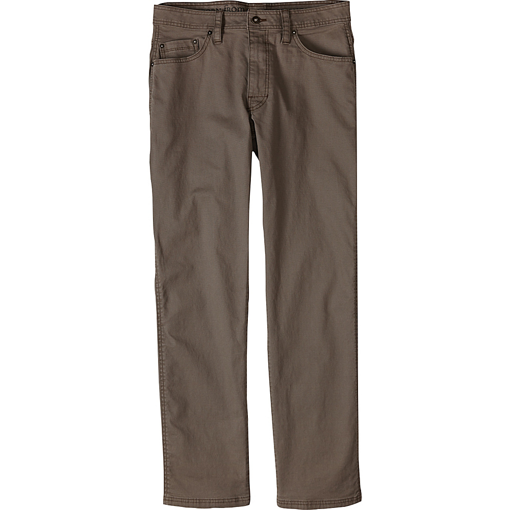 PrAna Tacoda Relaxed Fit Pants 36 - Mud - PrAna Mens Apparel - Apparel & Footwear, Men's Apparel