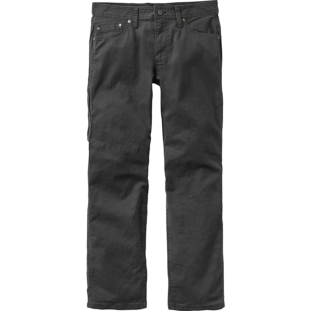 PrAna Tacoda Relaxed Fit Pants 36 - Charcoal - PrAna Mens Apparel - Apparel & Footwear, Men's Apparel