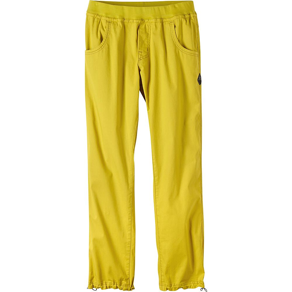 PrAna Zander Pants L - Citronette - PrAna Mens Apparel - Apparel & Footwear, Men's Apparel