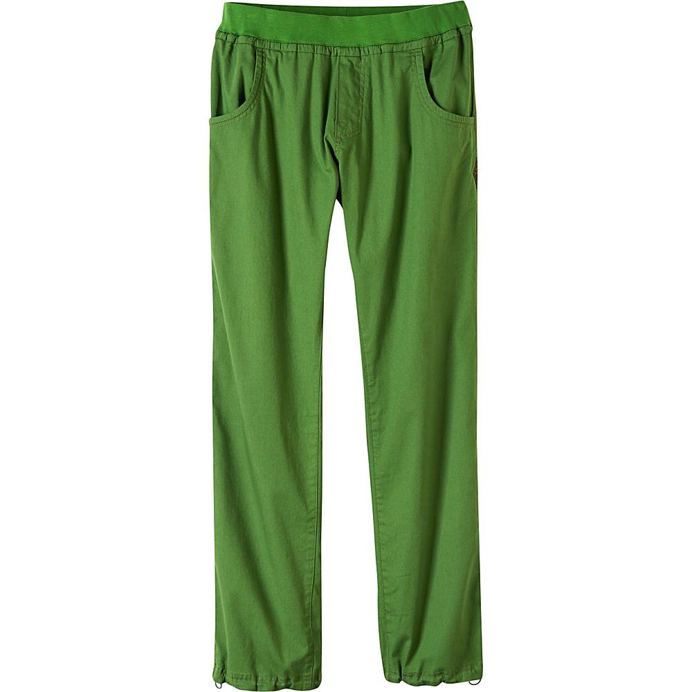PrAna Zander Pants L - Deep Jade - PrAna Mens Apparel - Apparel & Footwear, Men's Apparel