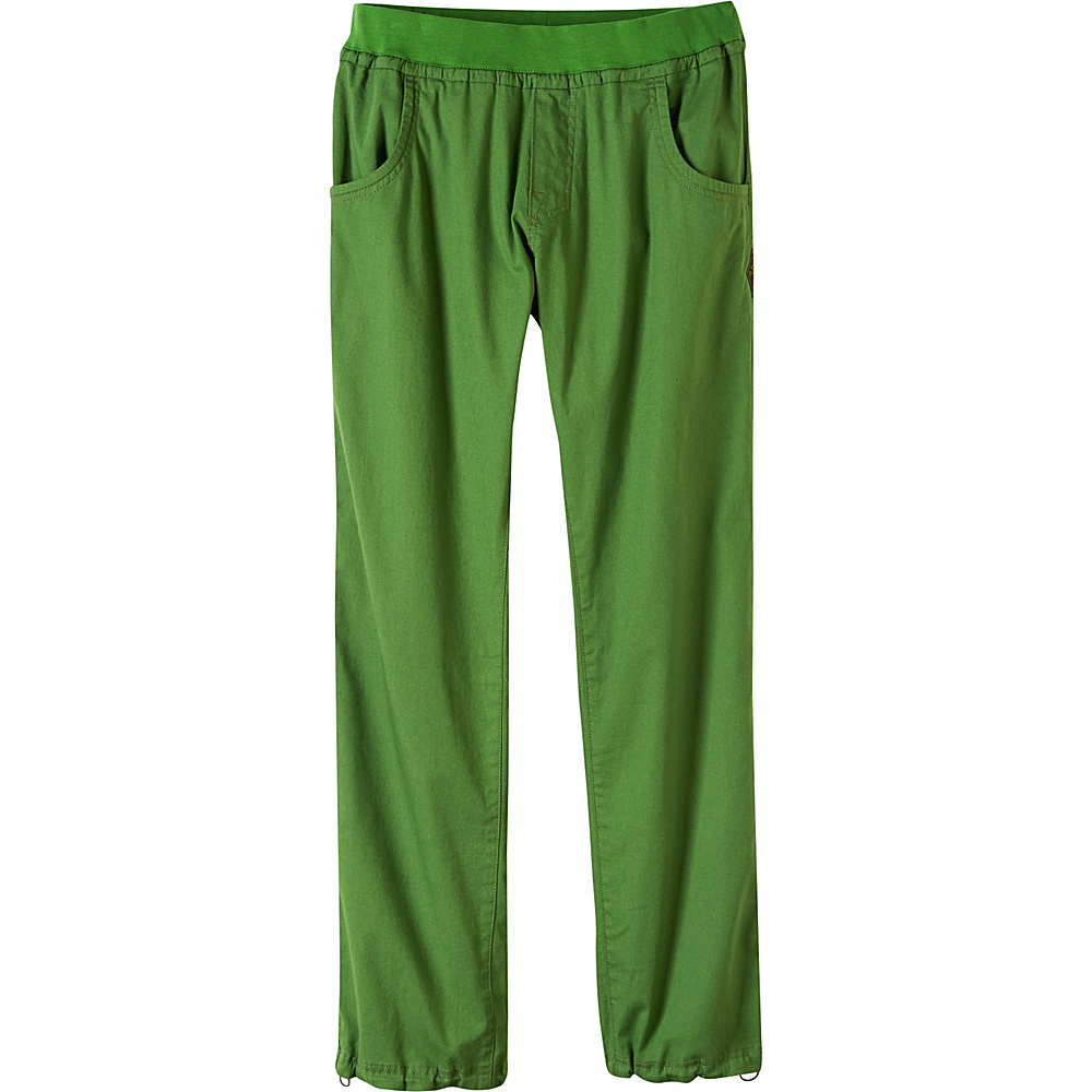 PrAna Zander Pants XL - Deep Jade - PrAna Mens Apparel - Apparel & Footwear, Men's Apparel