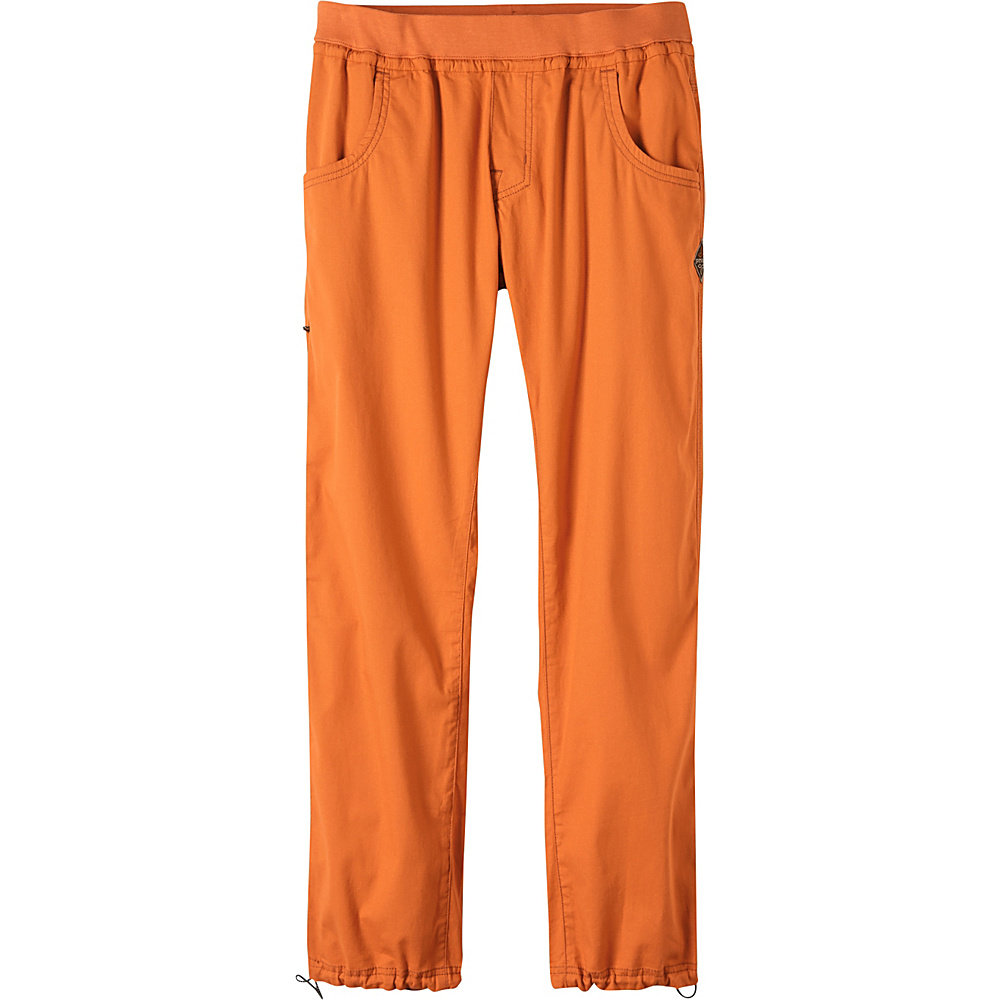 PrAna Zander Pants M - Cayenne - PrAna Mens Apparel - Apparel & Footwear, Men's Apparel