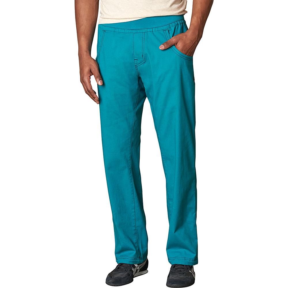 PrAna Zander Pants XL - Harbor Blue - PrAna Mens Apparel - Apparel & Footwear, Men's Apparel