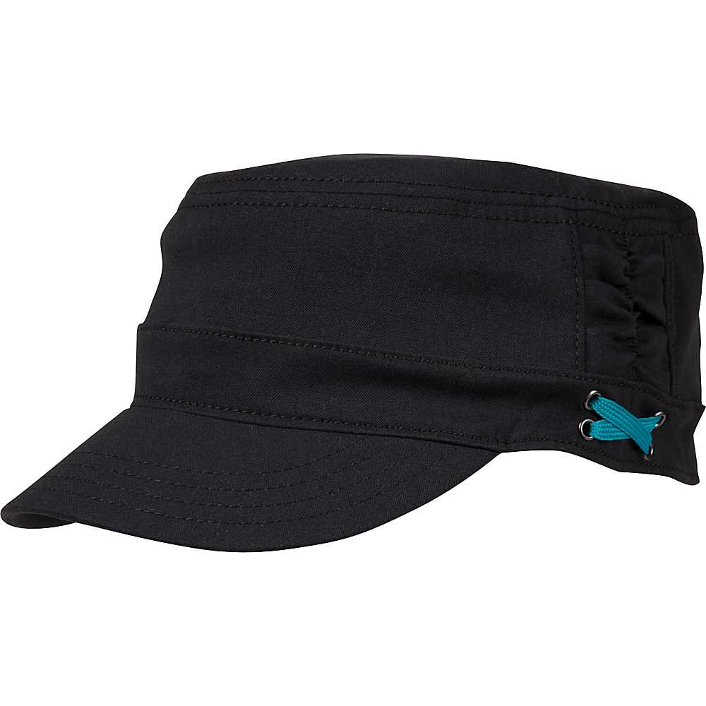 PrAna Womens Zion Cadet Hat Black - Large/XLarge - PrAna Hats/Gloves/Scarves - Fashion Accessories, Hats/Gloves/Scarves
