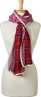 PrAna Carmen Scarf Sunlit Coral - PrAna Hats/Gloves/Scarves 10535875