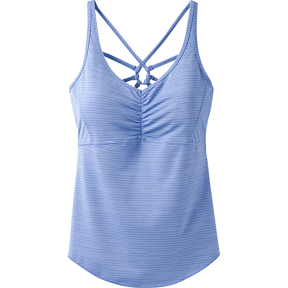 PrAna Dreaming Top M - Supernova Broken Stripe - PrAna Womens Apparel - Apparel & Footwear, Women's Apparel